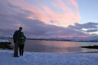 Sunset on Tromso